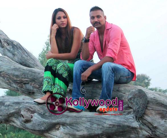 NIKHIL AND ANU _ NEPALI FILM BHAIRAV